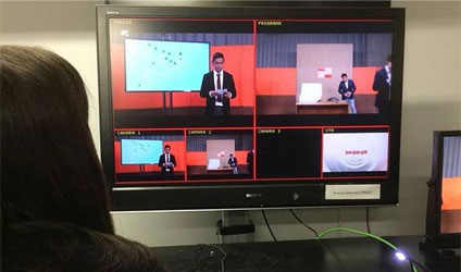 GS – Realització de projectes audiovisuals i espectacles